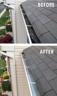 Gutter Cleaning In Pasadena Maryland Anne Arundel And