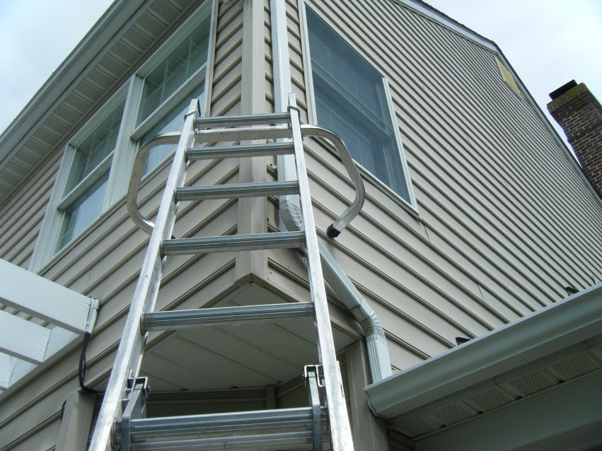 Gutter Cleaning Guards Installation Repair Pasadena Md